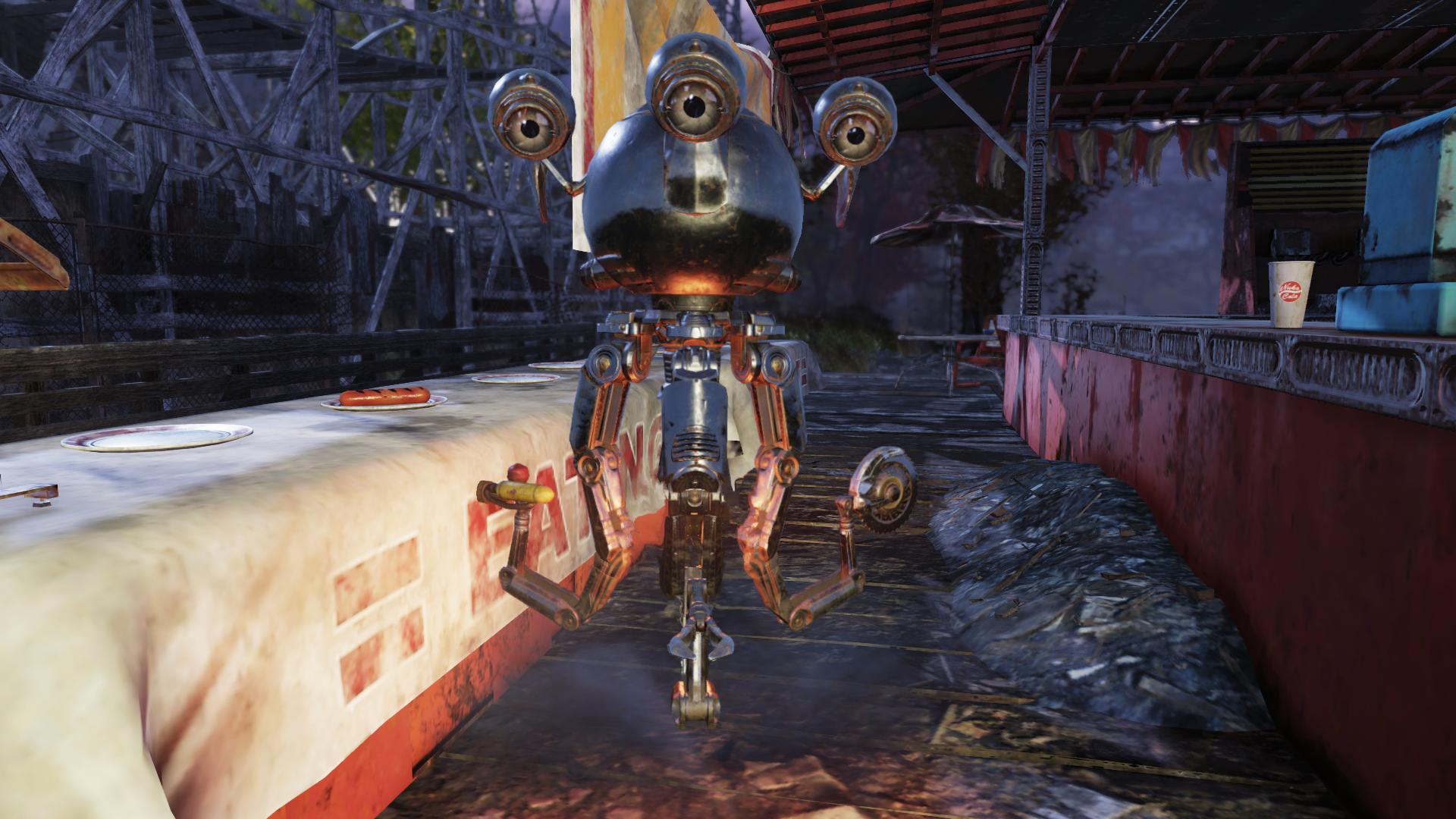Zoe (Fallout 76)