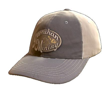 Garrahan trucker cap