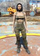 Gunner harness female