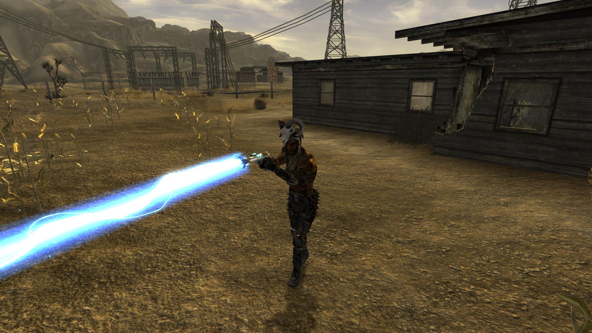 Импульсный пистолет (Fallout: New Vegas)