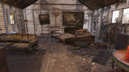 FO76 Isolated cabin 11