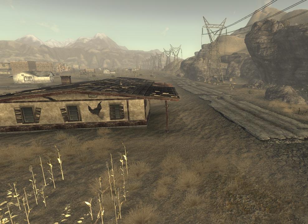 Подземка (Fallout: New Vegas)