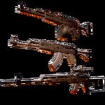 Atx skin weaponskin handmadegun matteblack l