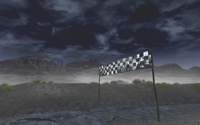 FNV Ivanpah towards outpost