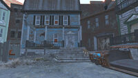 FO4 Abandoned house