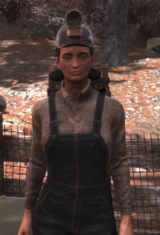 Traveling merchant (Wastelanders)