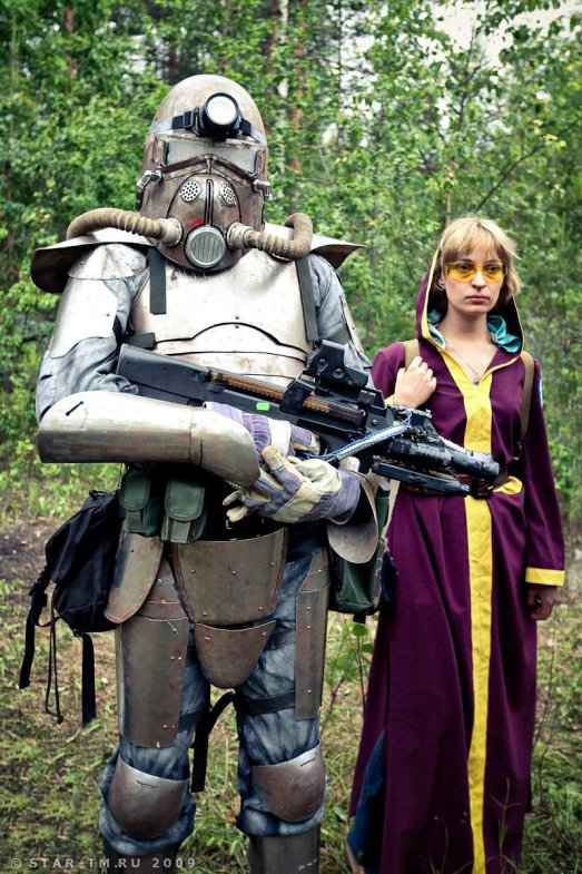 Ausir-fduser/Fallout 2009: Nothing Personal LARP in Russia