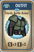 FoS Sturdy Battle Armor Card