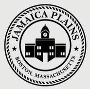 Jamaica Plains logo Art 1
