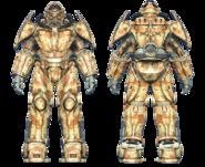 FO4CC X-02 power armor desert camo