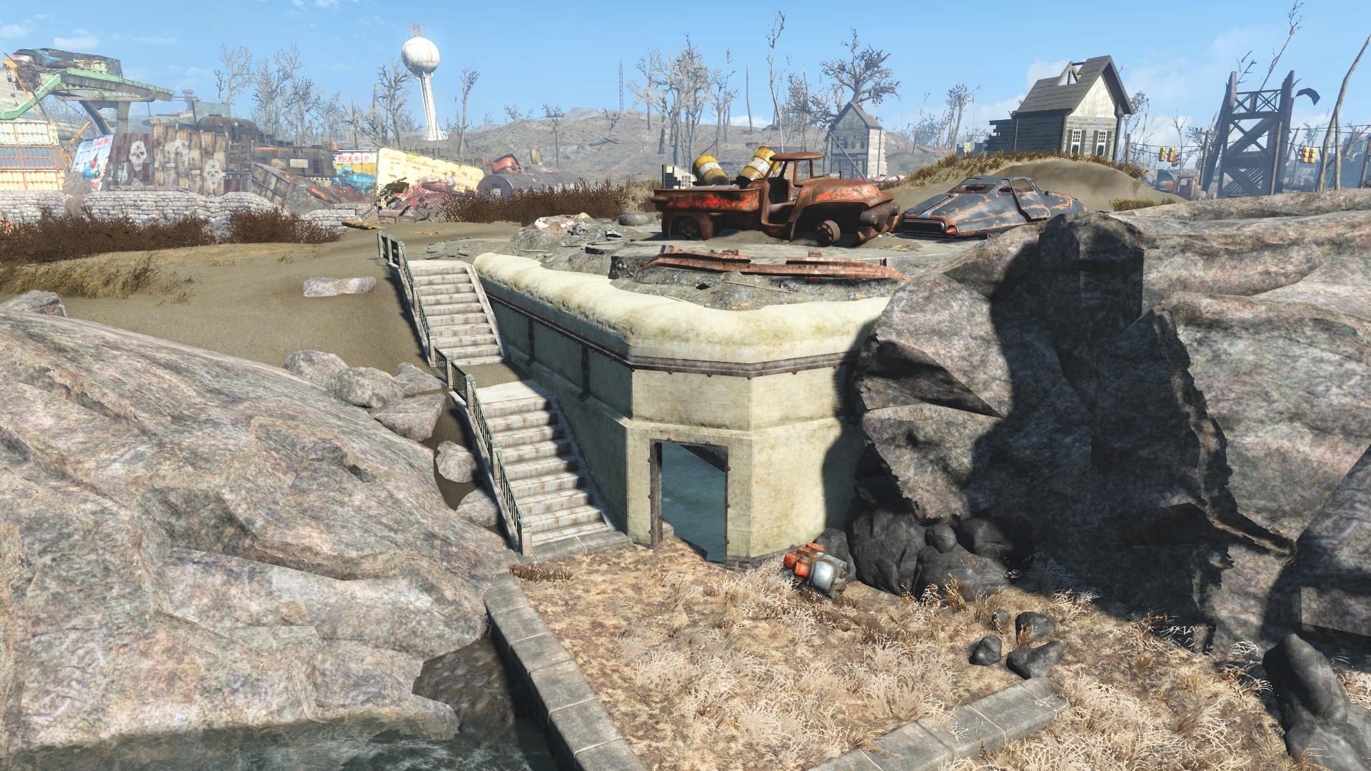 Насосная станция (Fallout 4)
