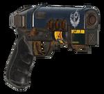 FO76 Chimera Pistol Fusion Angle