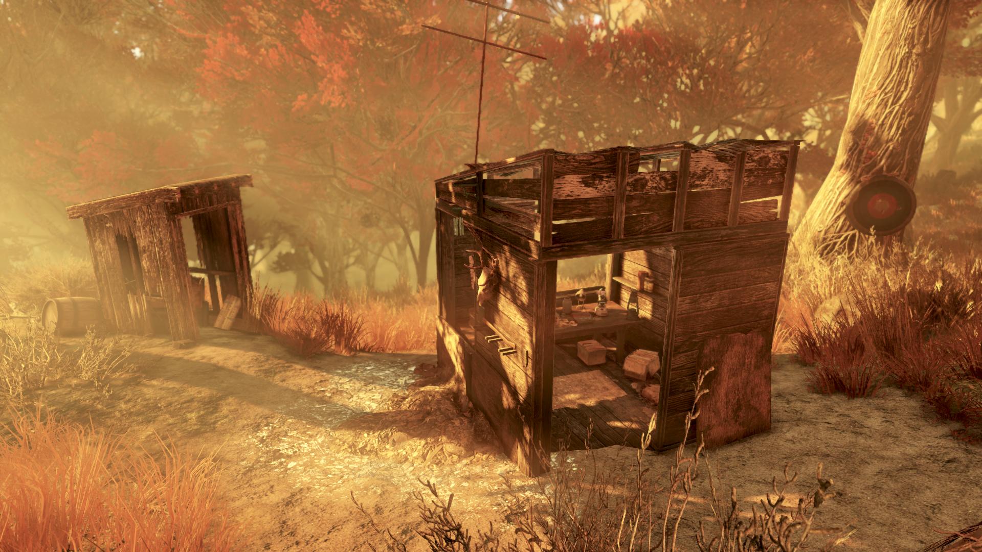 Hunter's shack