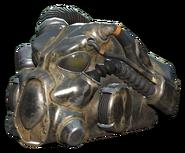 FO76 X-01 helmet