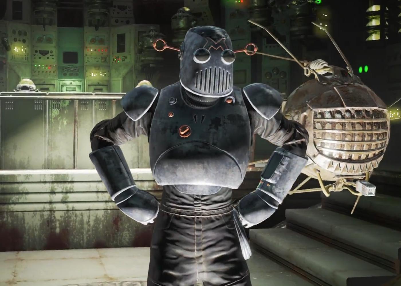 Mechanist (Automatron)