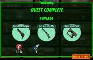 FoS Tankbusting reward