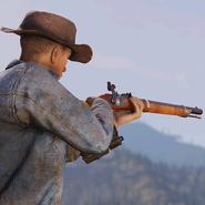 Atx skin weaponskin blackpowder rifle pioneer c3
