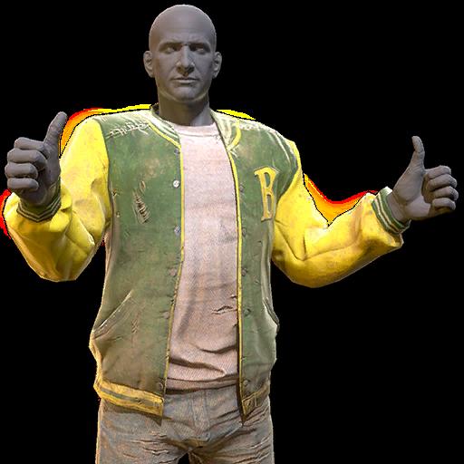 DB Tech varsity uniform (Fallout 76)