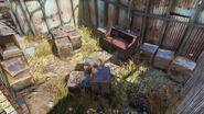 FO76 safecracker's shack (safes)