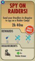 FOS-Spy on raiders!-description