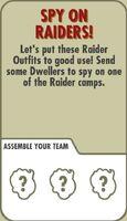 FOS-Spy on raiders!-description1