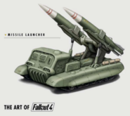 AoFO4 Missile launcher