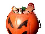 Spooky treat bag