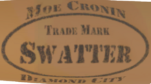 FO4 Swatter Logo