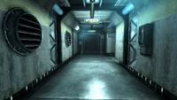 Fo3 Vault Corridor