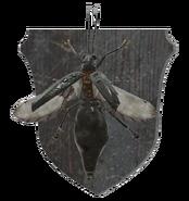Mounted firefly
