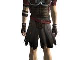 Caesar's Legion armor