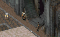 VC Vault 8 guards