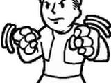 Steel knuckles