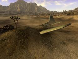 FNV Crashed Airliner