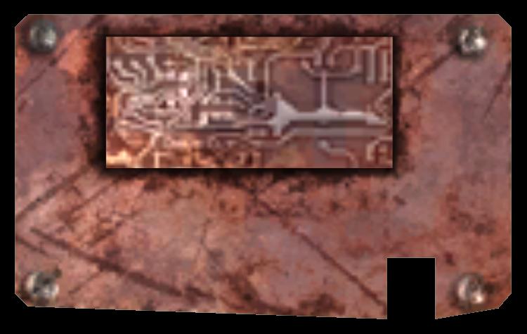 Экспериментальная ИД-карта Rho
