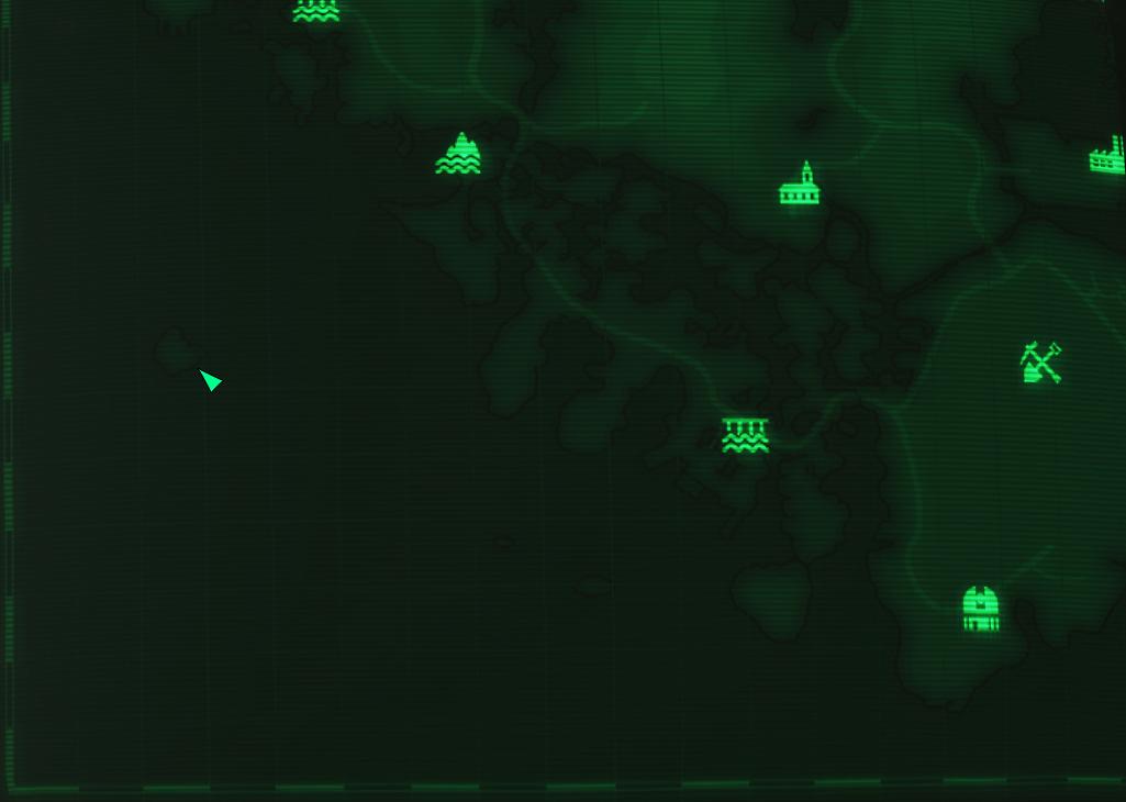 Остров Красной Смерти