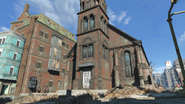 FO4 Holy Mission Congregation