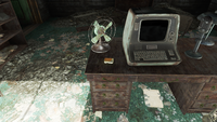 FO4 School announcement Oct 18th holotape