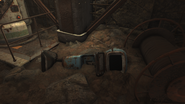 FO76 Makeshift Vault Terminal