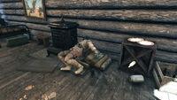 FO76 Middle Mountain Cabins (raider corpce 2)