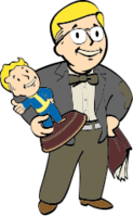 FO76 vaultboy curatorbobble