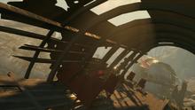 Commonwealth WreckedPlane