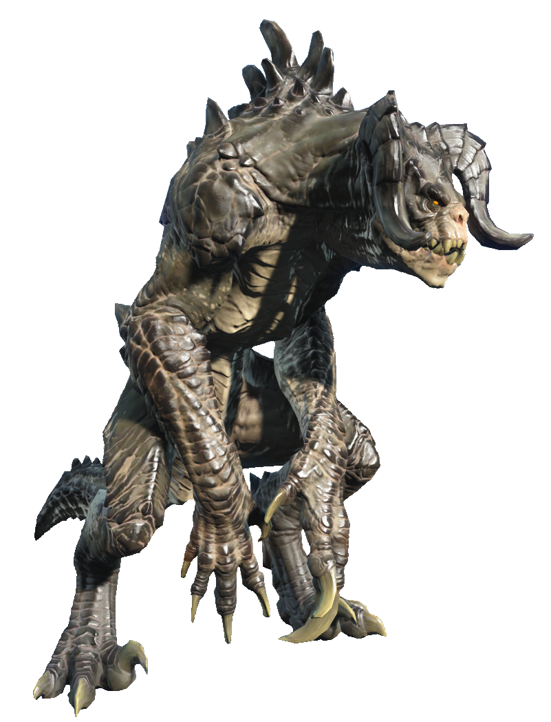 Deathclaw (Fallout 76)