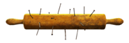 FO4 Spiked rolling pin