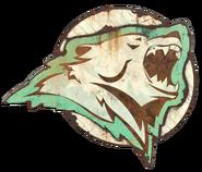 FO76 Arktos Circle Logo