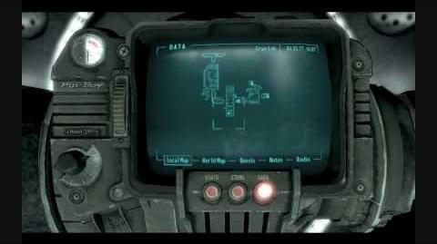 Fallout 3 Mothership Zeta - Alien Captive Recordings