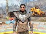 Operators armor