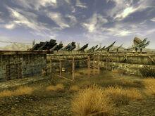 Nellis Array exterior