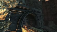 Tunnel from the Capital Wasteland