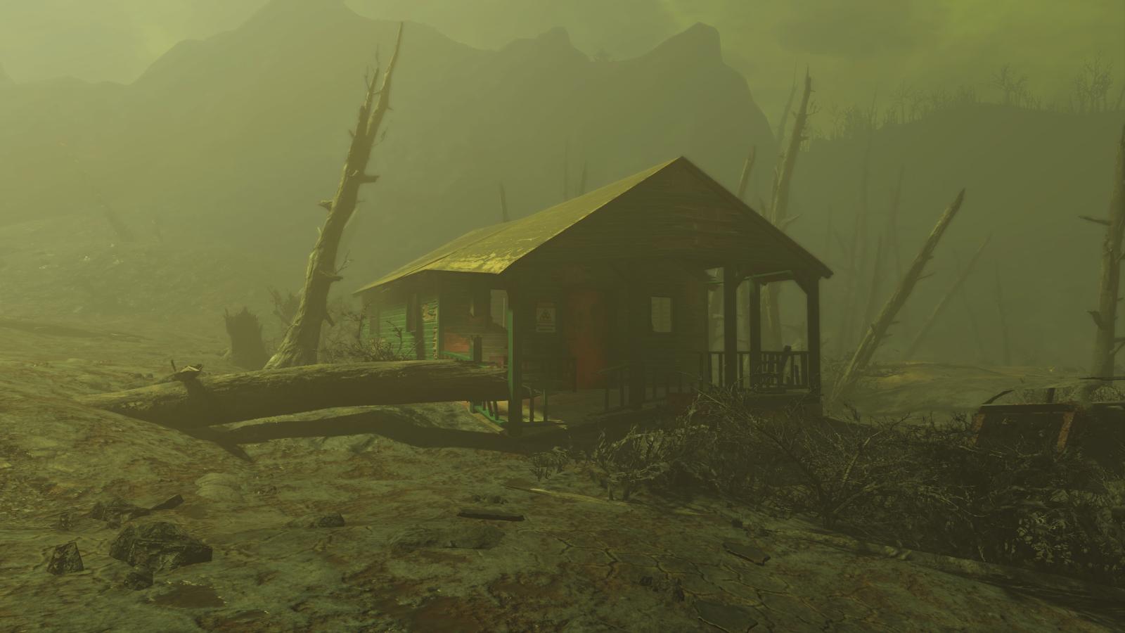 Заброшенная лачуга (Fallout 4)